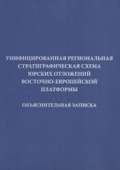 Унифицированная региональная стратиграфическая схема юрских отложений Восточно-Европейской платформы. Объяснительная записка.